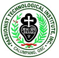 Passionist Technological Institute, Inc. Logo