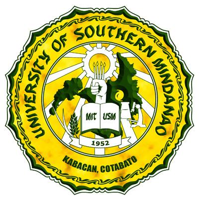 University of Southern Mindanao Logo