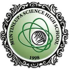Muntinlupa Science High School Logo
