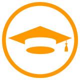 Eulogio Rodriguez Integrated School Logo
