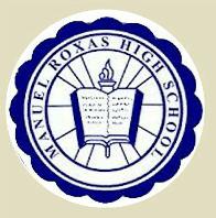 Manuel A. Roxas High School (Manila) Logo