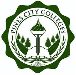Pines City Colleges Logo