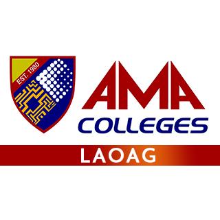 AMA College Laoag Logo