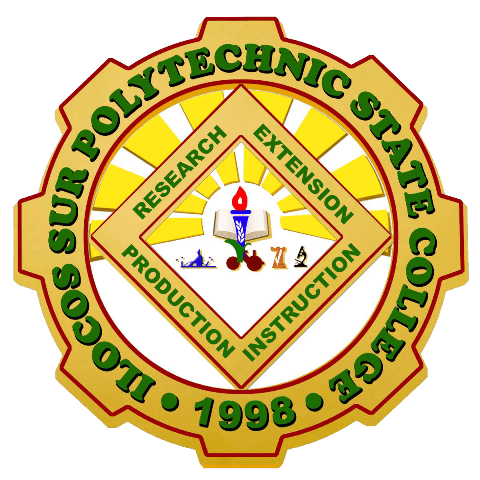 Ilocos Sur Polytechnic State College - Candon City Campus Logo