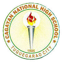 Cagayan National High School Logo
