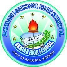 Bataan National High School Logo