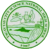 Tagaytay City National Science High School Logo