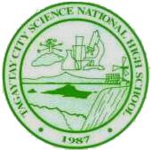 Tagaytay City National Science High School Logo