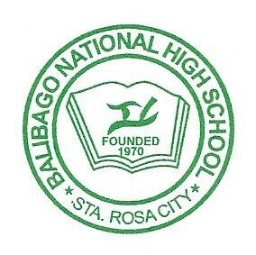Balibago National High School Logo