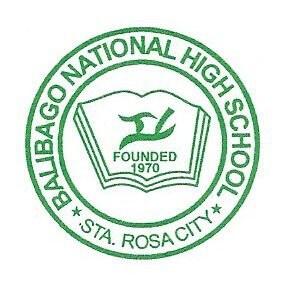 Balibago National High School Logo