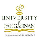 PHINMA University of Pangasinan Logo