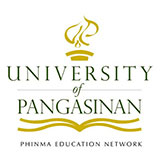 PHINMA University of Pangasinan Logo