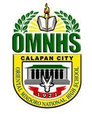 Oriental Mindoro National High School Logo
