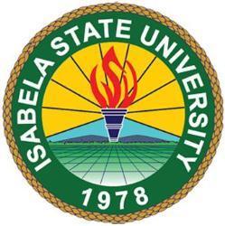 Isabela State University - Echague Logo
