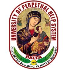 University of Perpetual Help System Dalta - Las Pinas (UPHS) Logo