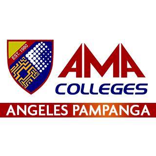 AMA College Angeles City Logo