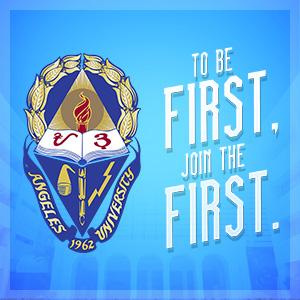 Angeles University Foundation (AUF) Logo