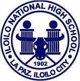 Iloilo National High School Logo