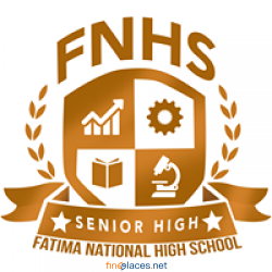 Fatima National High School Logo