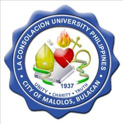 La Consolacion University Philippines Logo