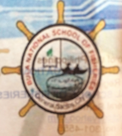 Bula National School of Fisheries Logo