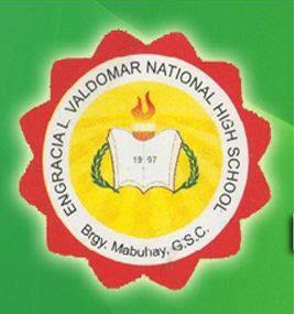 Engracia L Valdomar National High School Logo