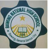 Bawing National High School Logo