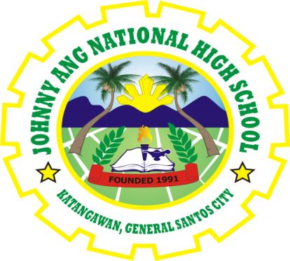 Johnny Ang National High School Logo