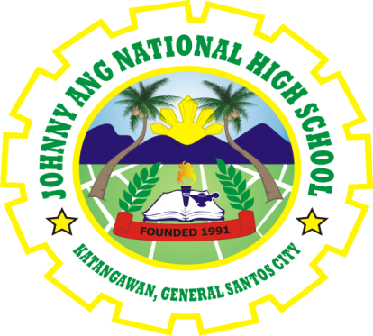 Johnny Ang National High School Logo