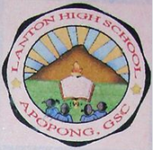 Gen. Santos City High School - Lanton High School Annex Logo