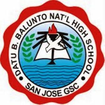 Datu B. Balunto National High School Logo