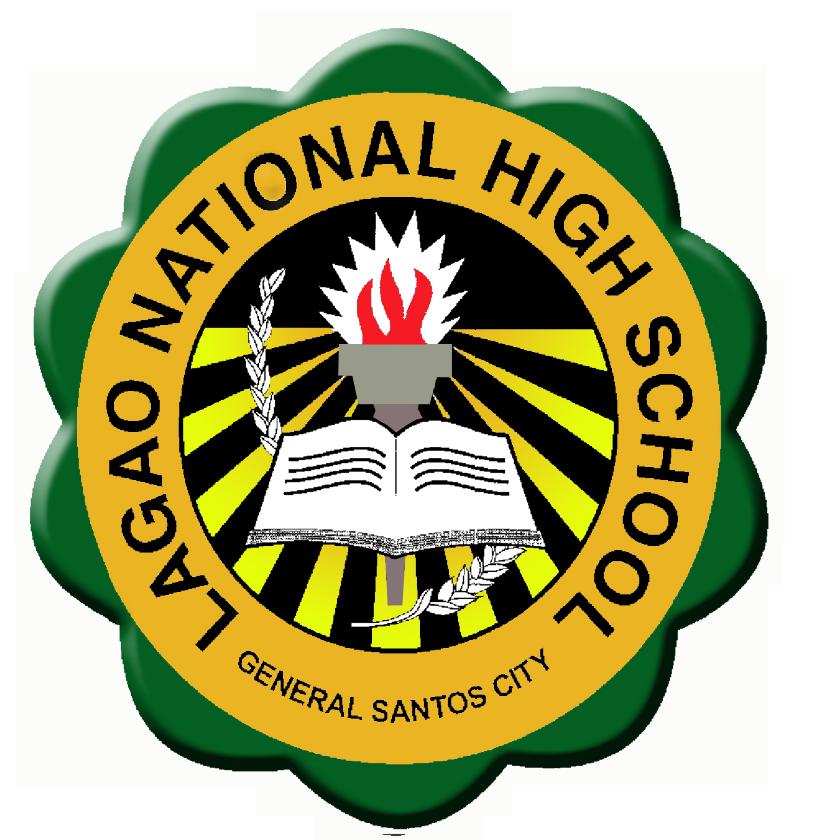 Lagao National High School (Main) Logo