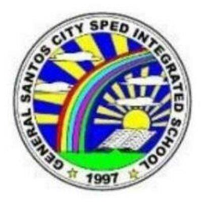 General Santos City Sped Integrated School Logo