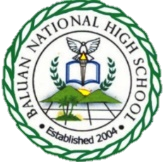 Baluan National High School Logo
