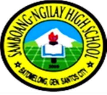 Samboang - Ngilay High School Logo