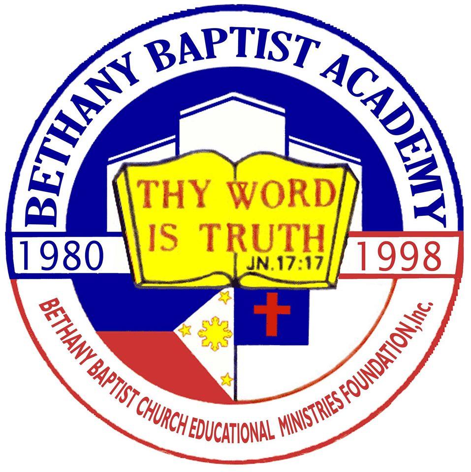 Bethany Baptist Academy Logo