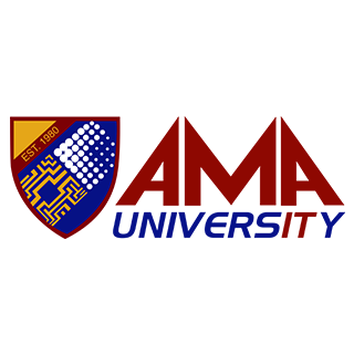 AMA University - Quezon City (Main) Logo