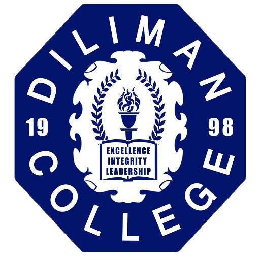 Diliman College Logo